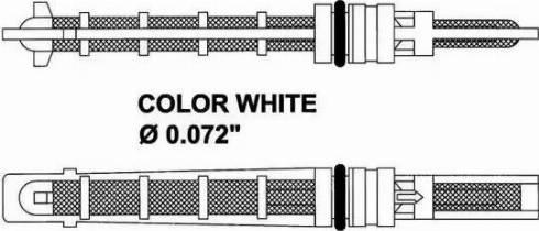 NRF 38211 - Expansion Valve, air conditioning detali.lv