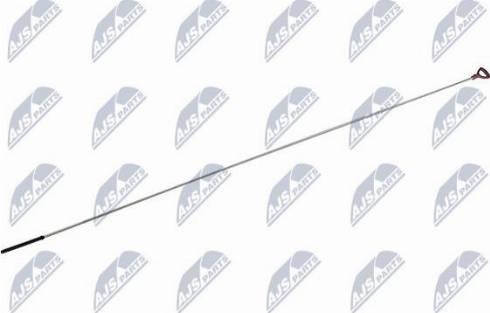 NTY BOLME000 - Oil Dipstick, automatic transmission detali.lv