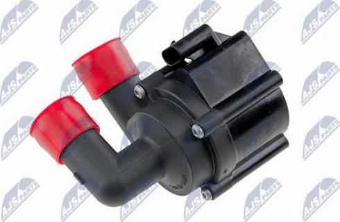 NTY CPZAU000 - Water Pump, parking heater detali.lv