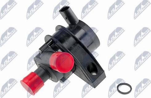 NTY CPZAU008 - Water Pump, parking heater detali.lv