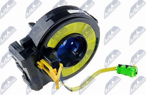 NTY EASHY000 - Clockspring, airbag detali.lv