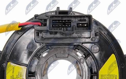 NTY EAS-KA-003 - Clockspring, airbag detali.lv