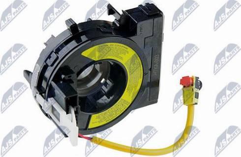 NTY EASKA003 - Steering Angle Sensor detali.lv