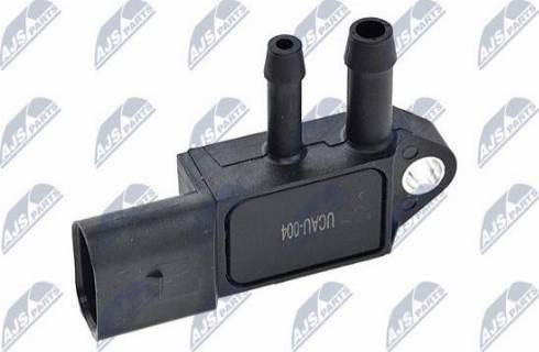NTY ECSAU004 - Sensor, exhaust pressure detali.lv