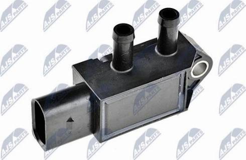 NTY ECSAU003 - Sensor, exhaust pressure detali.lv