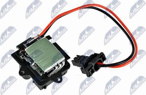 NTY ERDRE007 - Actuator, air conditioning detali.lv