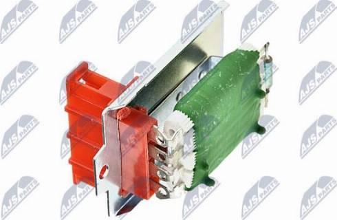 NTY ERDVW003 - Control Unit, heating / ventilation detali.lv