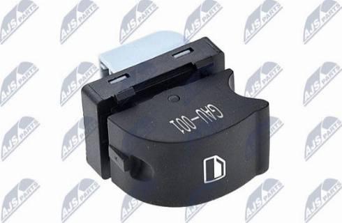NTY EWSAU001 - Switch, window regulator detali.lv
