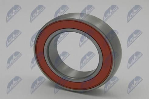 NTY NLPFR001 - Intermediate Bearing, drive shaft detali.lv