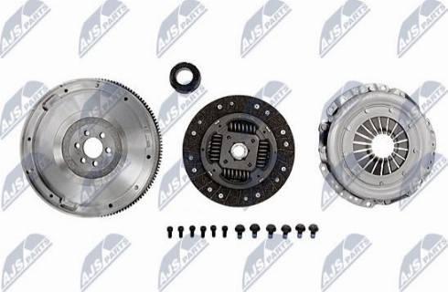 NTY NZSVW009 - Flywheel detali.lv