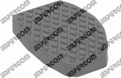 Original Imperium 36272 - Brake Pedal Pad detali.lv