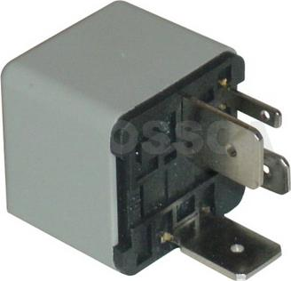 OSSCA 11968 - Control Unit, glow plug system detali.lv
