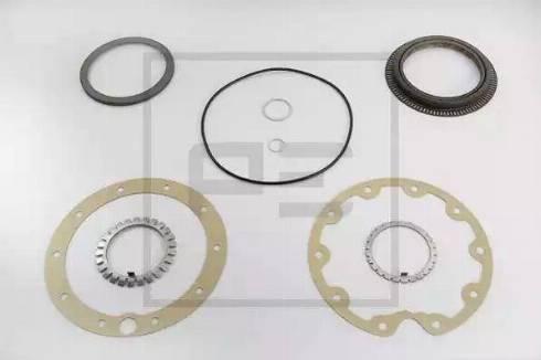 PE Automotive 01109100A - Gasket Set, planetary gearbox detali.lv
