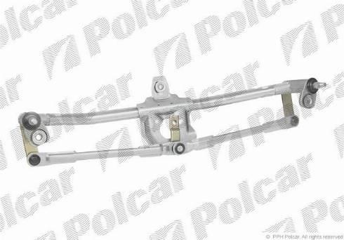 Polcar 9541MWP2 - Wiper Linkage detali.lv