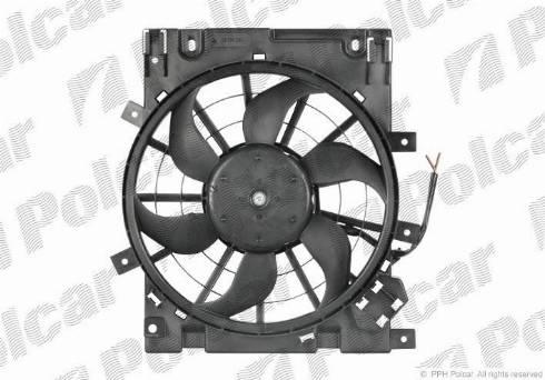Polcar 550923W7 - Cooler Module detali.lv
