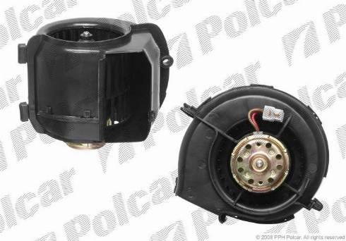 Polcar 1303NU1 - Interior Blower detali.lv