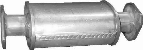 Polmo 15402 - Front Silencer detali.lv