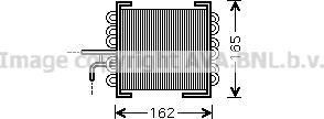 Prasco MS2443 - Fuel radiator detali.lv