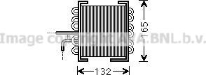 Prasco MS2481 - Fuel radiator detali.lv
