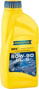 Ravenol 122320500101999 - Manual Transmission Oil detali.lv