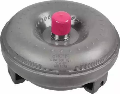 SACHS 0700600014 - Torque Converter detali.lv