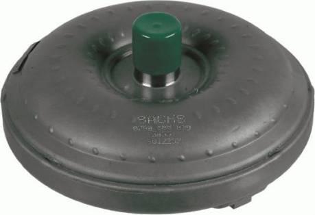 SACHS 0700600079 - Torque Converter detali.lv