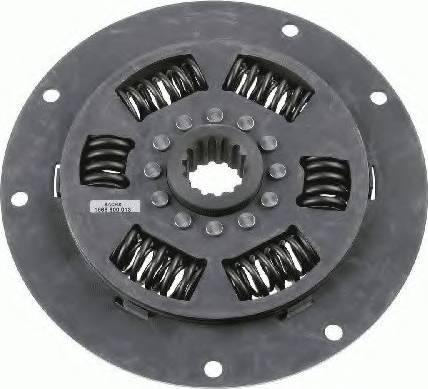 SACHS 1866600013 - Torsion Damper, clutch detali.lv
