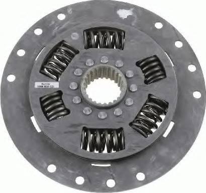 SACHS 1866600021 - Torsion Damper, clutch detali.lv