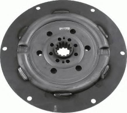 SACHS 1866600023 - Torsion Damper, clutch detali.lv