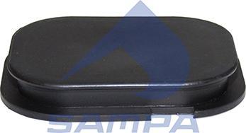 Sampa 041214 - Cover, clutch housing detali.lv