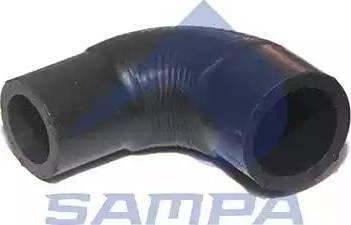 Sampa 042256 - Hydraulic Hose, steering system detali.lv