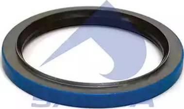 Sampa 050.229 - Shaft Seal, wheel hub detali.lv