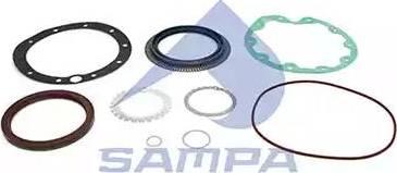 Sampa 010881 - Gasket Set, planetary gearbox detali.lv