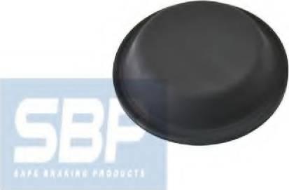 SBP 05DMT24 - Membrane, membrane cylinder detali.lv