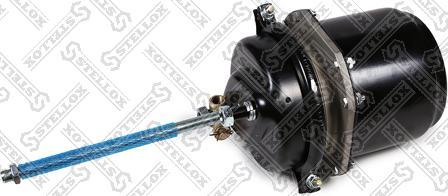 Stellox 8500517SX - Pressure Accumulator, brake system detali.lv