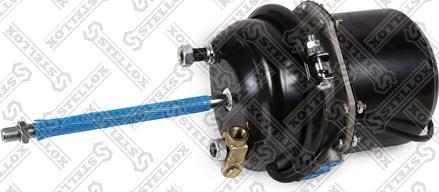 Stellox 8500528SX - Pressure Accumulator, brake system detali.lv