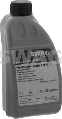Swag 64924704 - Central Hydraulic Oil detali.lv