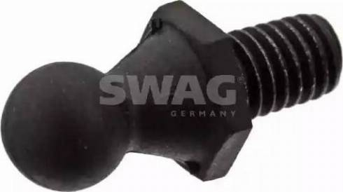 Swag 10940838 - Fastening Element, engine cover detali.lv