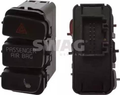 Swag 30944394 - Switch, seat heating detali.lv