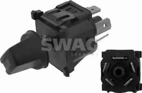 Swag 30914078 - Blower Switch, heating/ventilation detali.lv