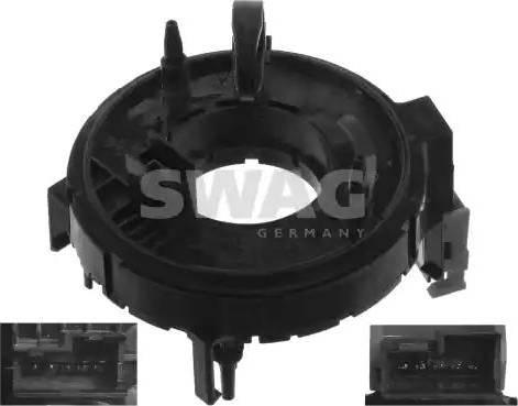 Swag 30 93 4702 - Clockspring, airbag detali.lv