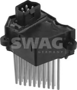 Swag 20924617 - Control Unit, air conditioning detali.lv