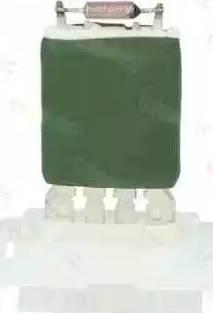 Thermotec DEC001TT - Pre-resistor, blower detali.lv