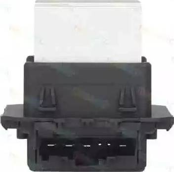 Thermotec DEC002TT - Pre-resistor, blower detali.lv