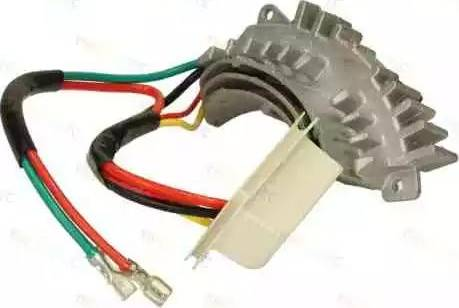 Thermotec DEM003TT - Pre-resistor, blower detali.lv