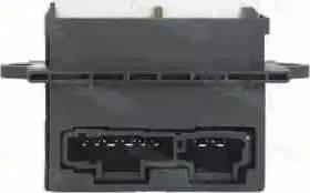 Thermotec DEP002TT - Pre-resistor, blower detali.lv