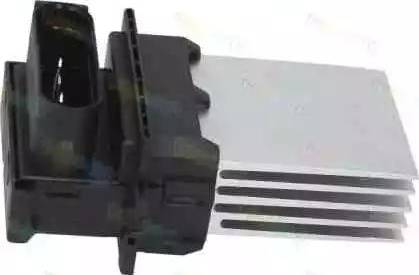 Thermotec DER005TT - Pre-resistor, blower detali.lv