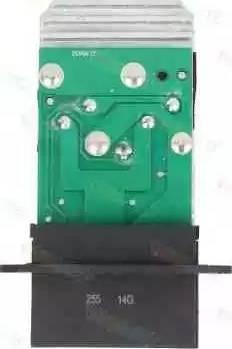 Thermotec DER003TT - Pre-resistor, blower detali.lv
