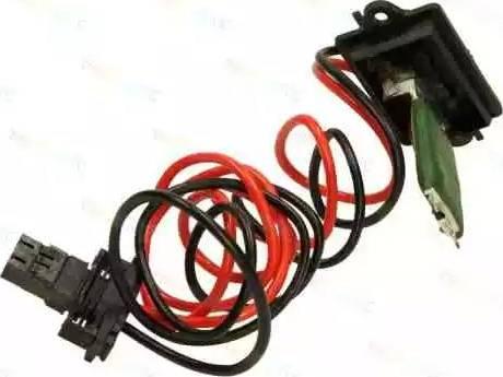 Thermotec DER002TT - Pre-resistor, blower detali.lv