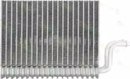 Thermotec KTT150008 - Evaporator, air conditioning detali.lv